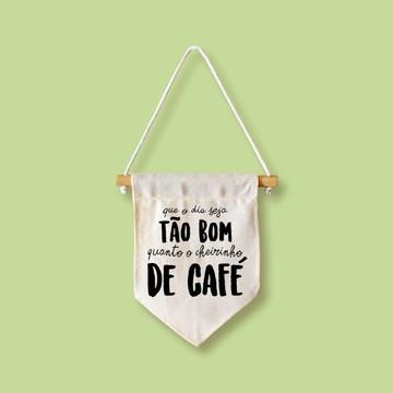 Flâmula Tradicional Café - PEQUENA