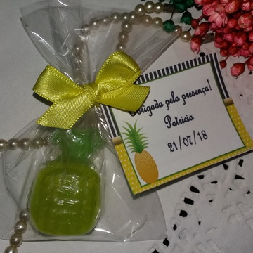 Lembrancinha Mini Sabonete Fruta