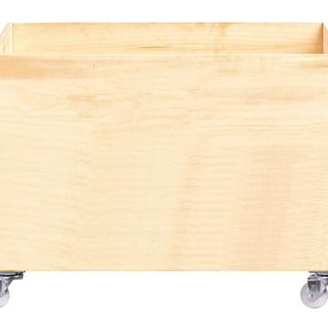 Caixote Liso Horizontal 50x30cm