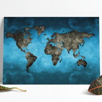 Poster: Mapa Mundi | A3