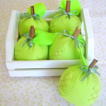 Limão em patchwork
