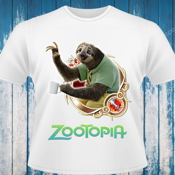 camiseta zootopia disney Filmes