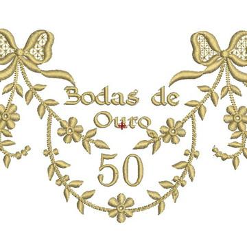 Matriz de bordado - 50 anos 002