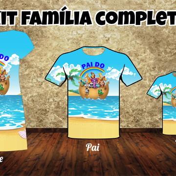 Kit Família Arca de Nóe