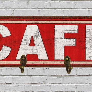 Cabideiro / P Chaves 12x40 Café RED