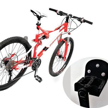 a4c1de01a Suporte Para Bicicleta de Parede   Porta Bike