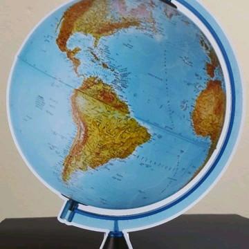 Display de Mesa globo terrestre