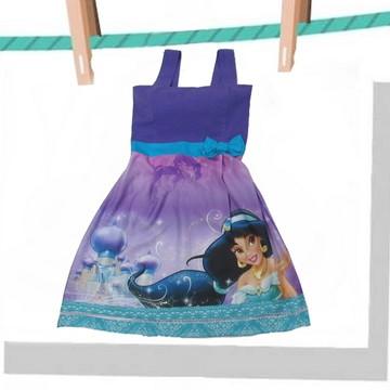 Vestido Festa Jasmine Adulto