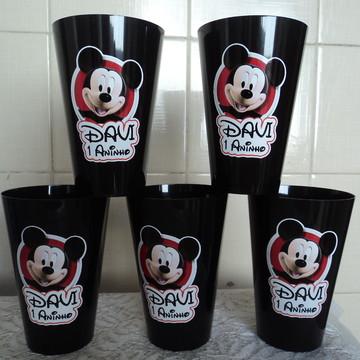 Copo Acrílico Mickey Mouse