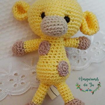 Mini Girafa - Amigurumi - Newborn