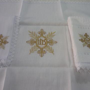 Trio Altar 1 - branco