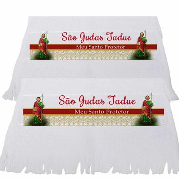 Toalha Personalizada - Brinde Católico - São Judas Tadeu