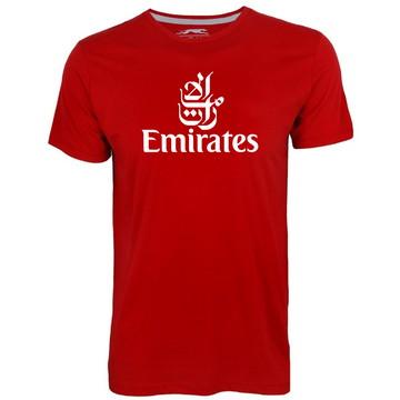 Camisa Emirantes Masc. ou Femin. - 100% algodão
