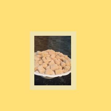 Bala de Brigadeiro sabor Beijinho