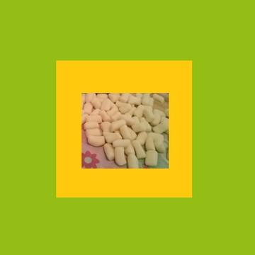 Bala de Brigadeiro sabor Limão