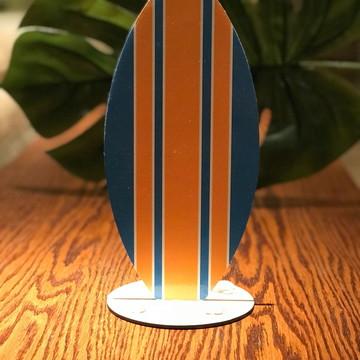 Prancha de Surf 28 cm com ou sem nome