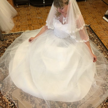 Vestido de Noiva SN11