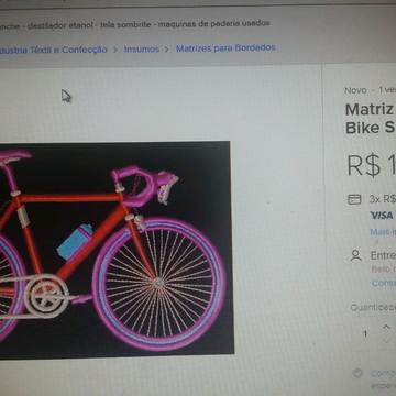 Matriz bicicleta