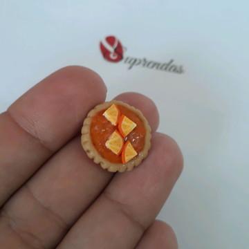 Miniatura torta de laranja
