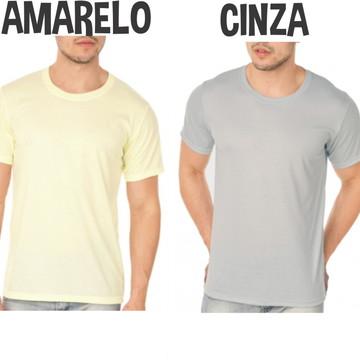 Camisas personalizadas 21 peças coloridas e brancas