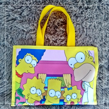 Kit Atividades Os Simpsons