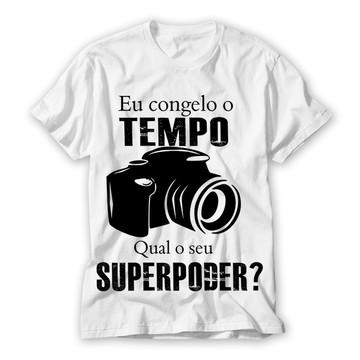 Camiseta Profissão Fotografia