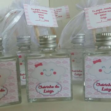 Aromatizador Vidro 50 ml Lembrancinha Luxo r