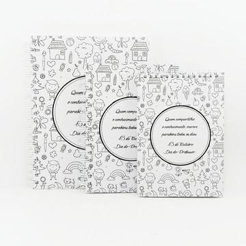 Kit de Cadernos Dia do Professor