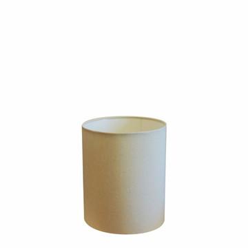 Cupula Tecido Cilindrica Abajur CP-2009 13X15 Algodao Cru