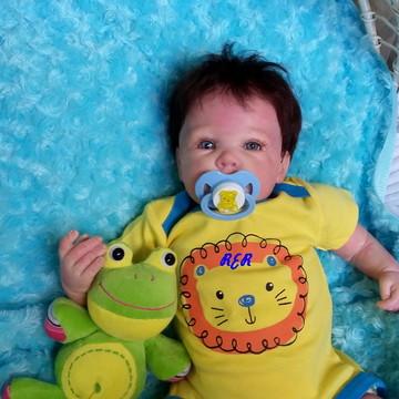 Bebê menino- 15 dias úteis