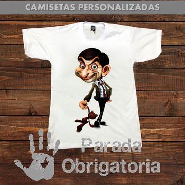 Camiseta Mr. Bean