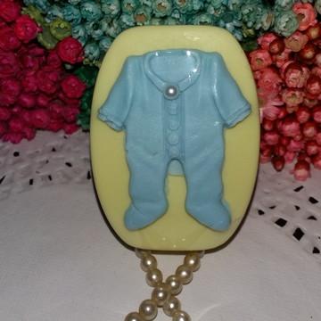 Sabonete Roupinhas de Bebê