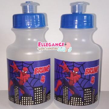 Lembrancinha Homem Aranha - Squeeze