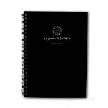 Caderno Personalizado 200fls Engenharia Química