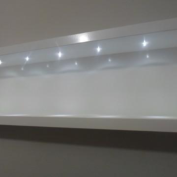 NICHO 100X30X30 COM LED