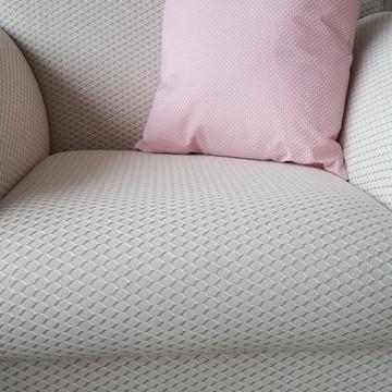 Almofada Decorativa - Rosé Poa
