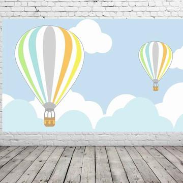 Painel de festa balão