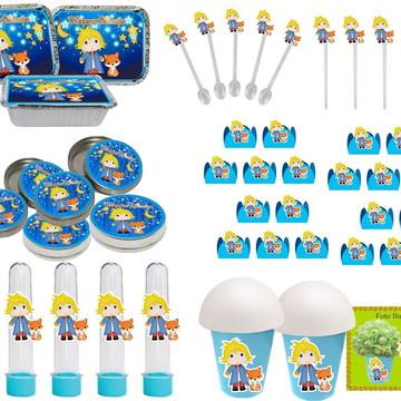 Kit festa O Pequeno Príncipe Baby peças
