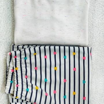 Pijama em Moletinho Flanelado Adulto