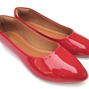 de7fcd4bbe Sapatilha Feminina Verniz Calçados Femininos