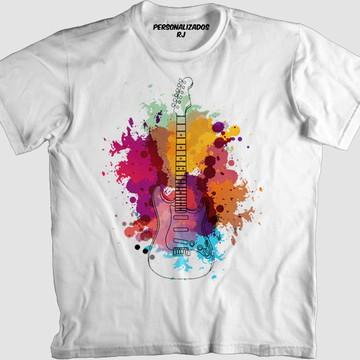 660f43c86c Camisa Guitarra