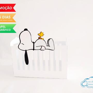 Caixa Berço Snoopy