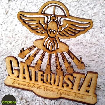 Lembrancinha Personalizada Para Catequista - Catequese