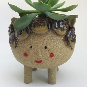 Mini vaso Signos - Leão