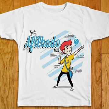Camiseta Afilhado