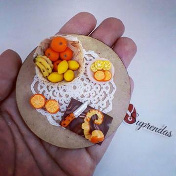 Miniatura tábua de frutas