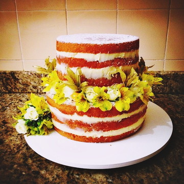 Bolo Naked Cake 8 kilos