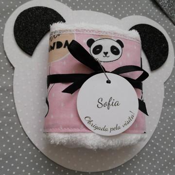 Lembrancinha Maternidade toalhinha de mãos