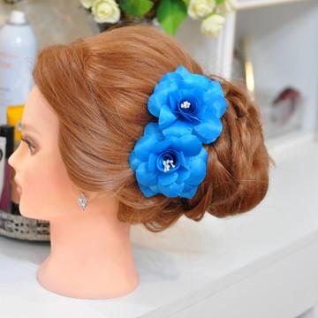 Arranjo de Flor cabelo