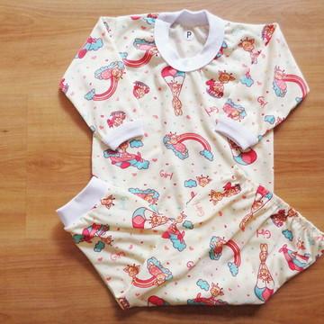 de0679311 Pijama Personalizado Bebes